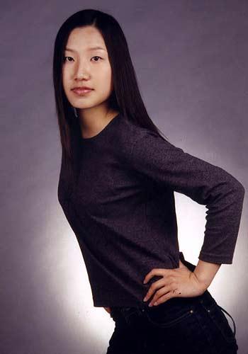 guess&elle国际模特大搜索--选手贝思佳