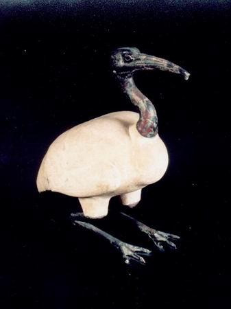 图文:古埃及国宝展(40)