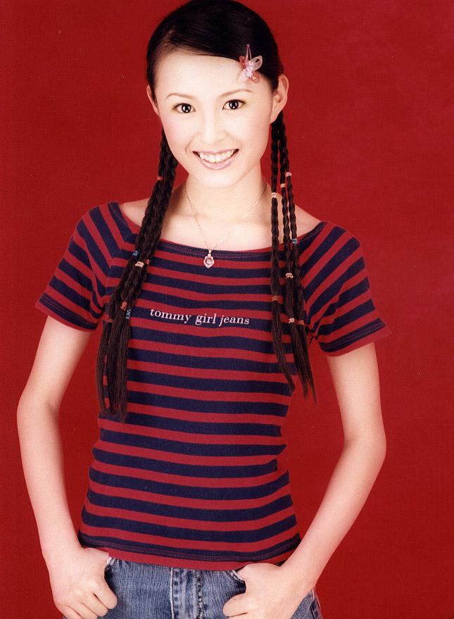 guess&elle国际模特大搜索--选手黄婧