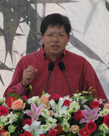中国财富领袖2007商机论坛 王志东