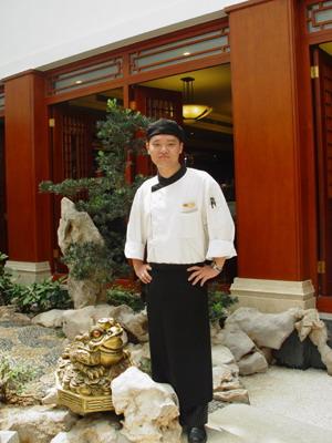 图库/厨师Tony Feng