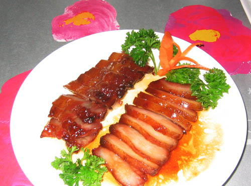 碳烧猪颈肉
