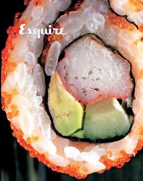 简单美食寿司极致简约自然的美食表现(图)的简单哲学易做款20图片