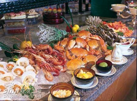 豫园万丽酒店自助餐_上海淳大万丽酒店12月份餐饮促销活动-新浪上海美食频道