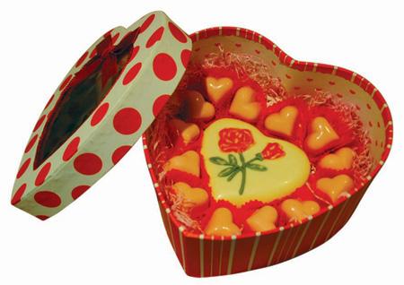 比利时巧克力100克 70元 -丝丝暖意情人节巧克道DIY 新浪上海美食频道