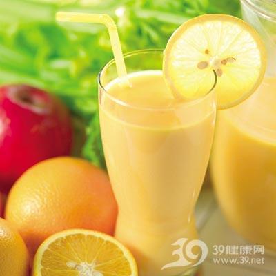 Витаминный напиток Лимонный бархат, рецепт приготовления.