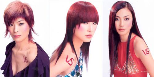 【创意】沙宣创意团队打造惊艳发型,爱美的你可以来看看