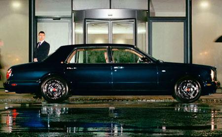 价值1200万元的宾利雅致mulliner728亮相上海车展高清图片